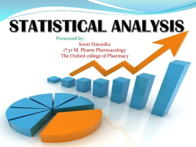 Statistical analysis website