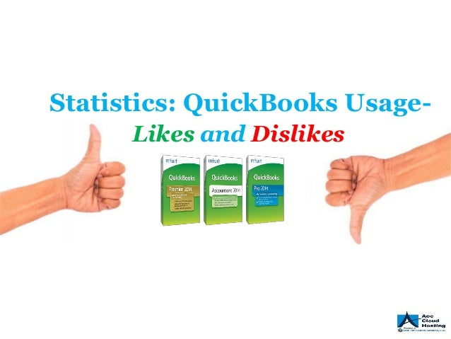 Statistics: QuickBooks Usage- Likes and Dislikes