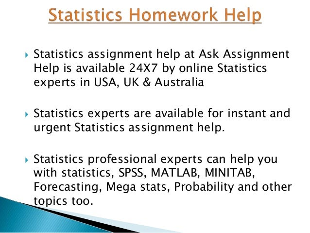 I need help with statistic assignment!?