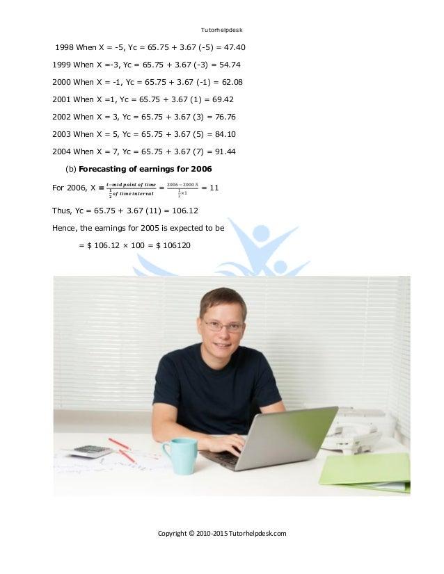 Statistics homework help services