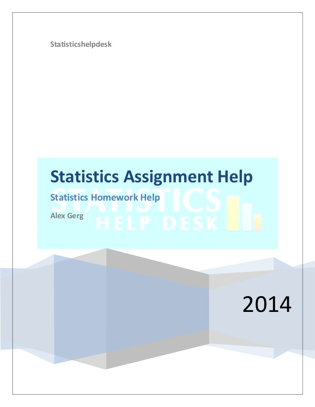 Statistics homework answers help mintmagazine com � Mint Magazine