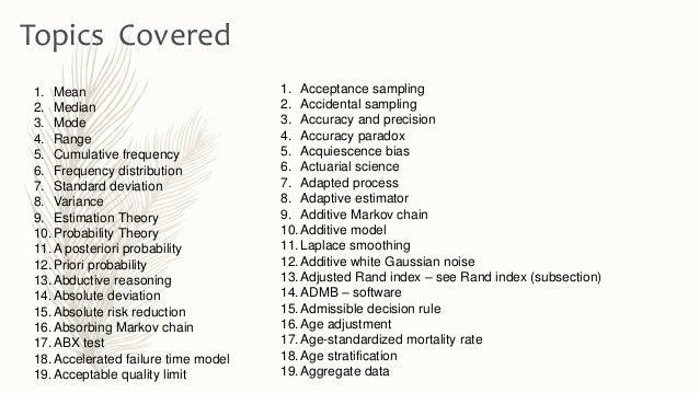 Statistics assignment paper format
