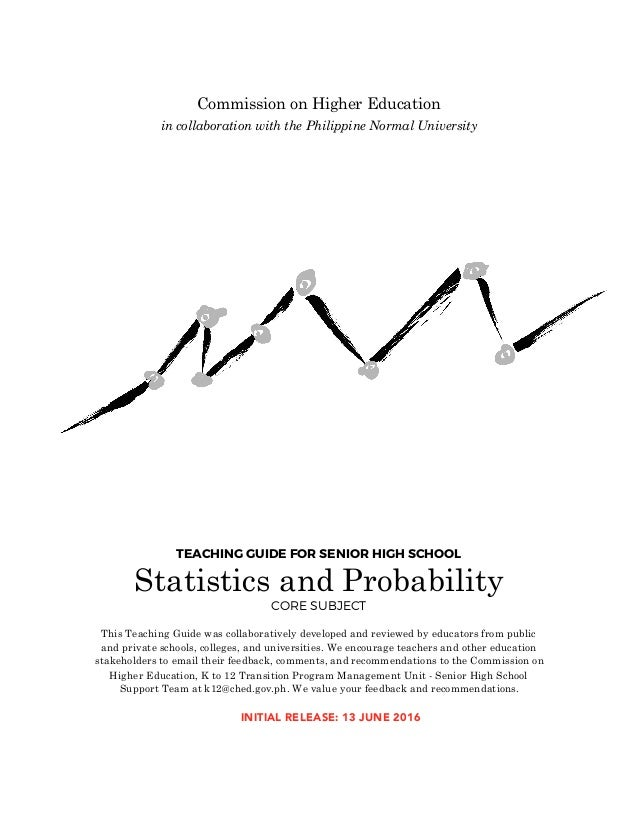 probability and statistics i This course provides an elementary introduction to probability and statistics with applications topics include: basic combinatorics, random variables, probability.