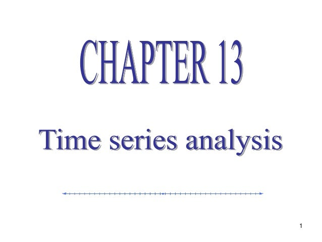 Statistics lecture 13 (chapter 13)