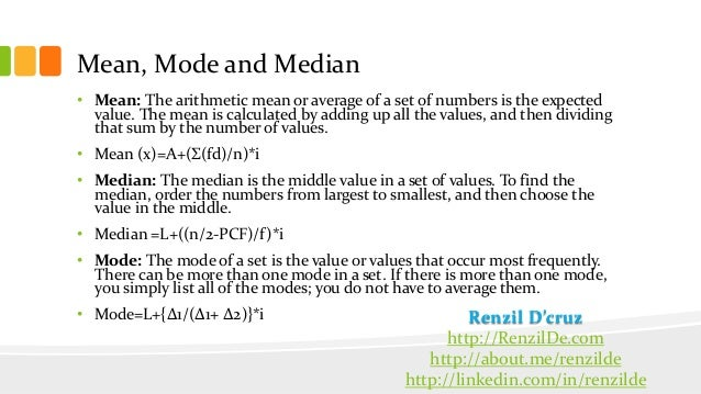 Worksheets Formula Of Statistics Mean Mode Median mean median mode standard deviation for grouped data statistical measure shampoo in indian market 14 638 jpg