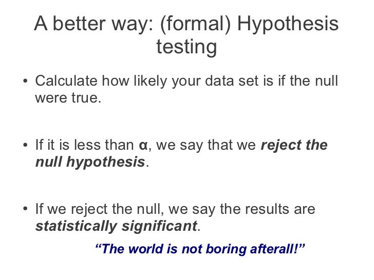 how to write a null hypothesis in biology