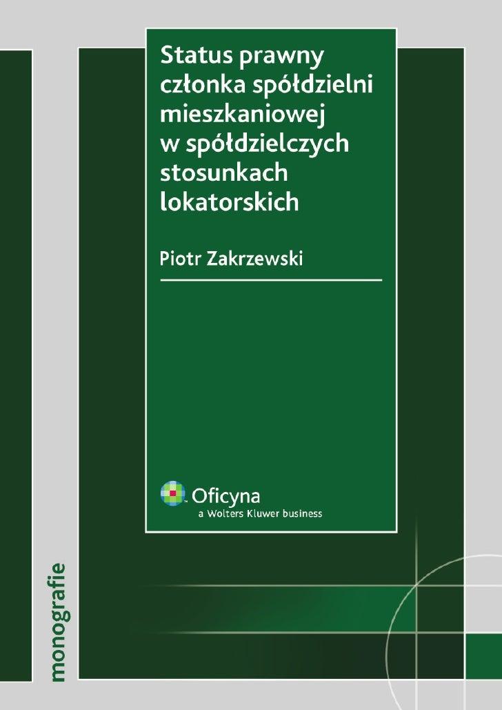 Niniejsza darmowa publikacja zawiera jedynie fragment                      pełnej wersji całej publikacji.Aby przeczytać t...
