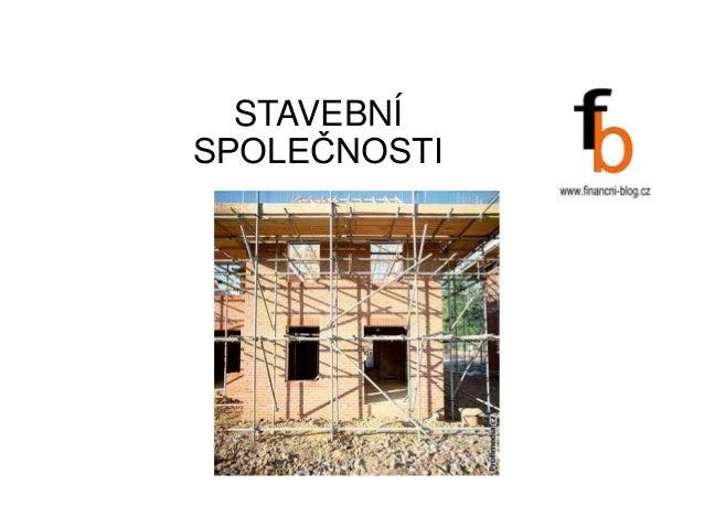 Stavební společnosti