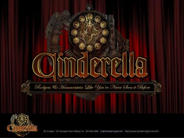 Steam Punk Cinderella