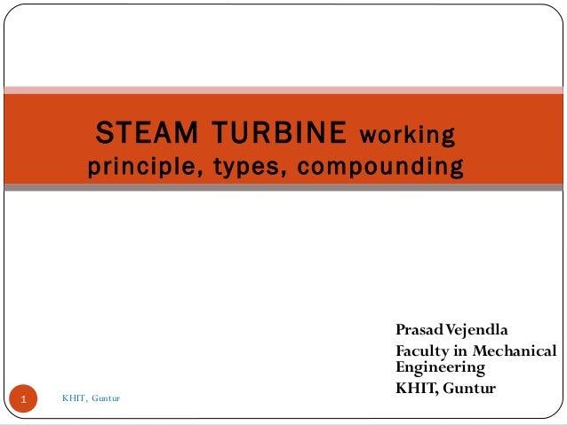 steam turbine theory pdf