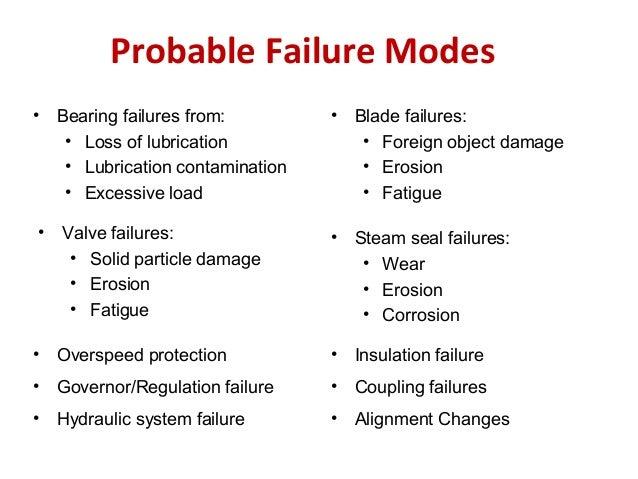 steam machine failure