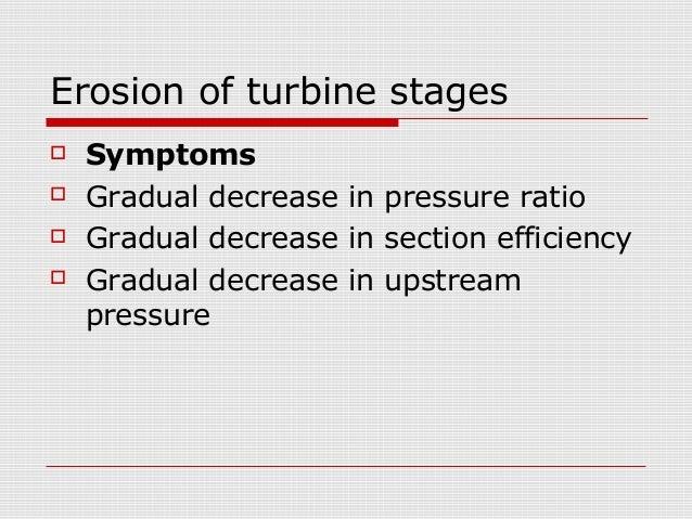 Steam Turbine Losses