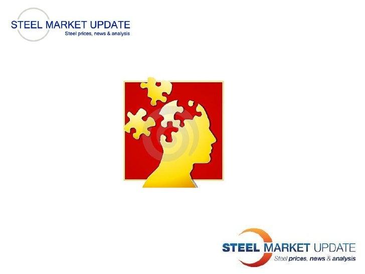 UBS CONFERENCE CALL SEPTEMBER 9, 2009 John Packard – Steel Market Update