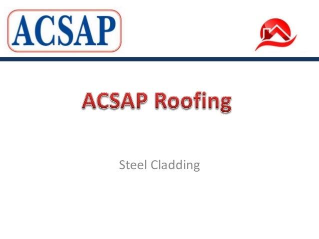 Steel Cladding