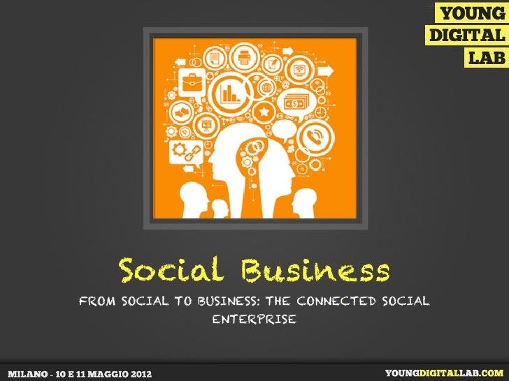 Social Business – Stefano Besana