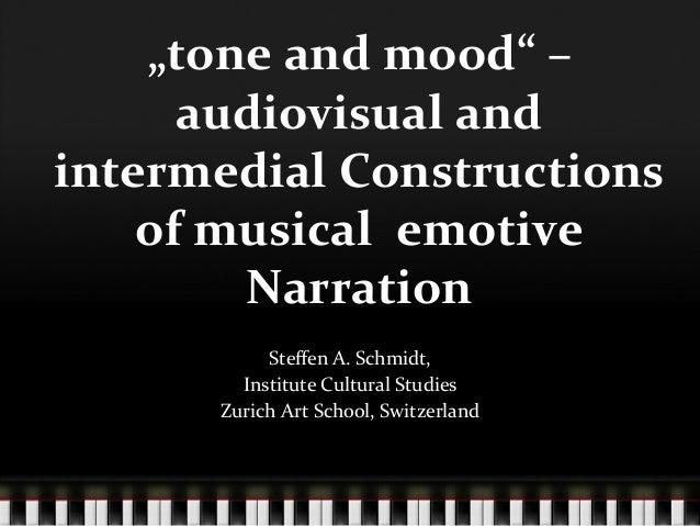 "Steffen Schmidt - ""tone and mood"" – Music in Film"