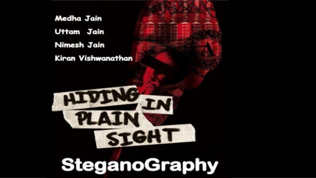 OverView   What is Steganography?   History Of Steganography   Physical And Digital techniques   Comparison Of Secret ...