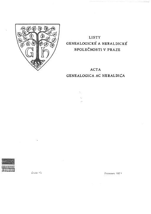 Stehlik History Heraldry