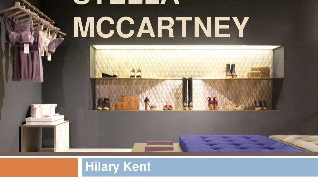 STELLAMCCARTNEYHilary Kent