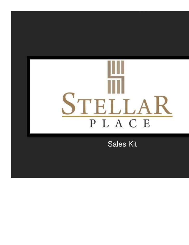 Stellar place project brief