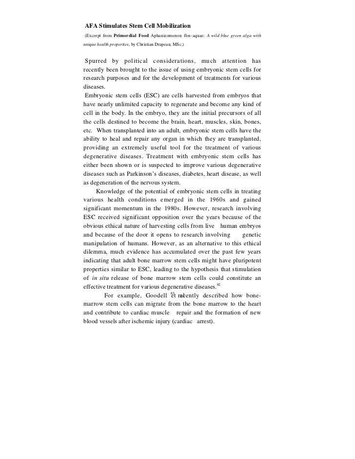 Stem cell primordial_food_excerpt