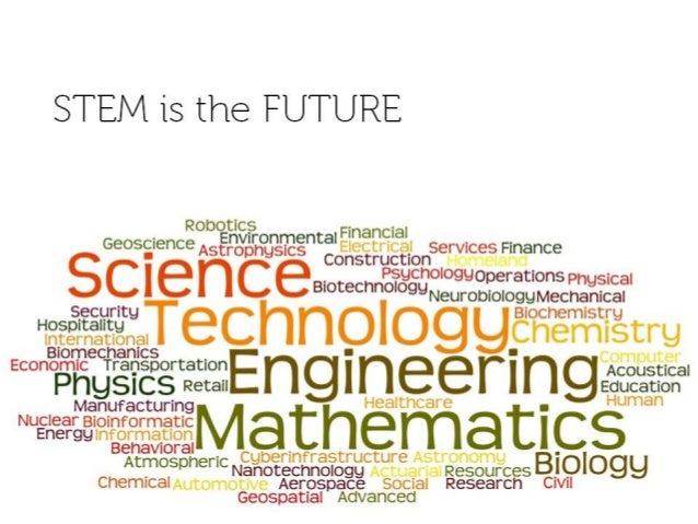 The Future of STEM (Science, Technology, Engineering and Math)
