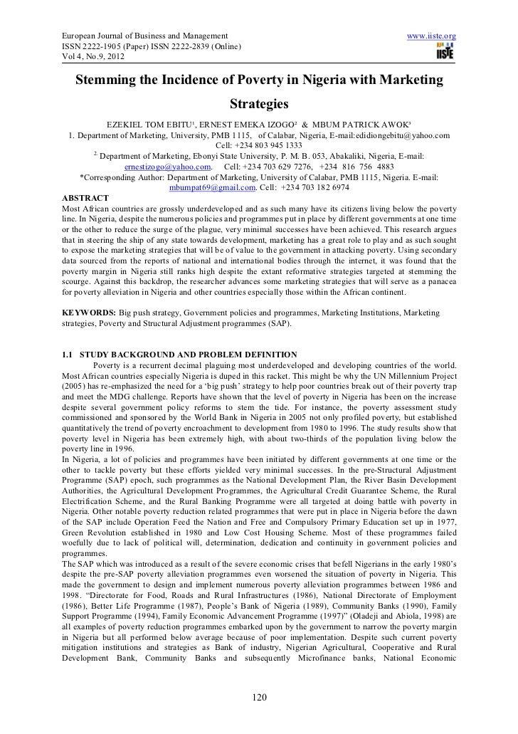 European Journal of Business and Management                                                        www.iiste.orgISSN 2222-...