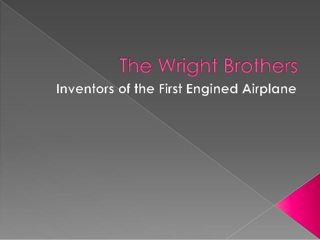 """Orville Wright (1871-1948) and Wilbur Wright (1867-1912) requested a patent application for a """"flying machine"""" nine months..."""