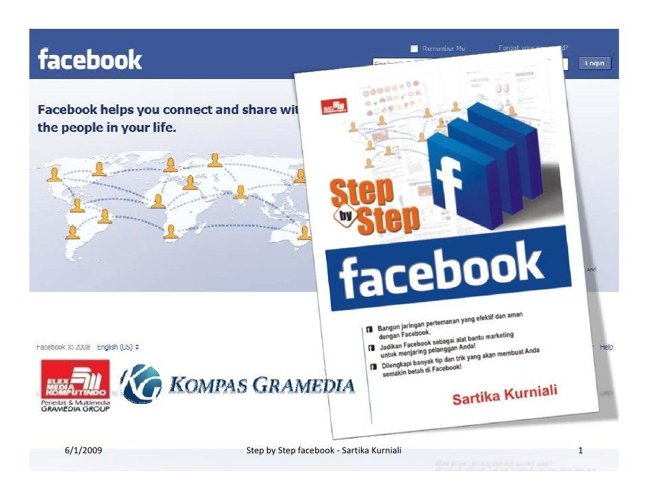Step By Step Facebook