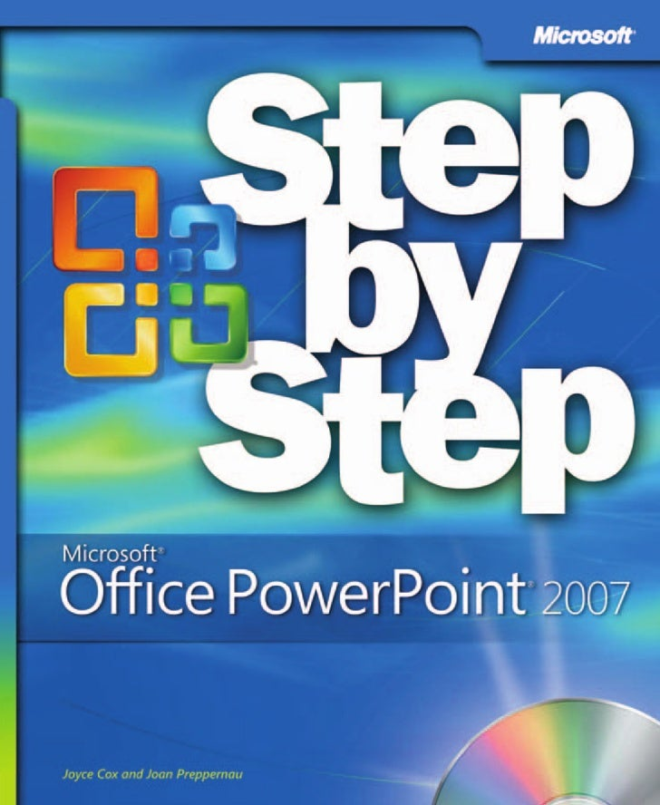 Step by step power point 2007