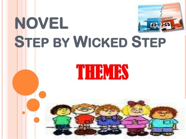 lessons novel step by wicked step