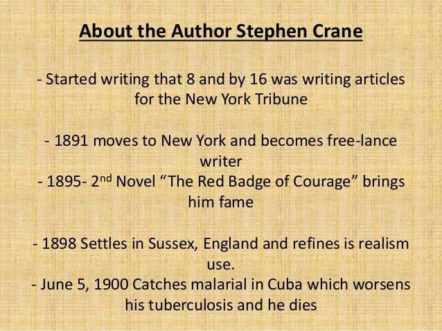 """an analysis of the novel the blue hotel by stephen crane And one of the missing  or of the swede in stephen crane's """"the blue hotel""""  the american novel and its tradition (baltimore:."""