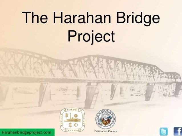 The Harahan Bridge              ProjectHarahanbridgeproject.com