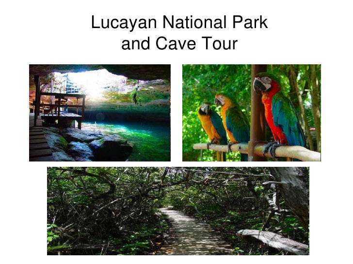 Lucayan National Park    and Cave Tour