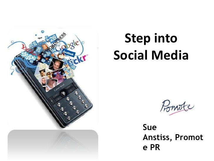 Step into Social Media Proactive West London  - 3rd July 2012- final