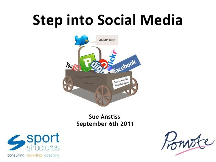 Step into Social Media Sports Structures - September 6th 2011