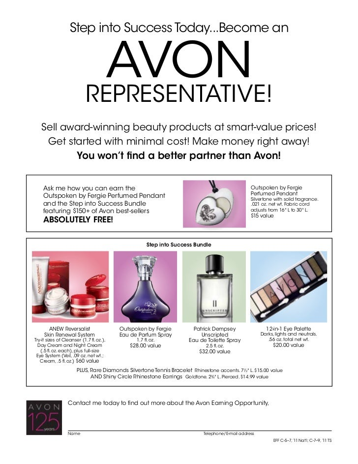 direct marketing and avon beauty products essay