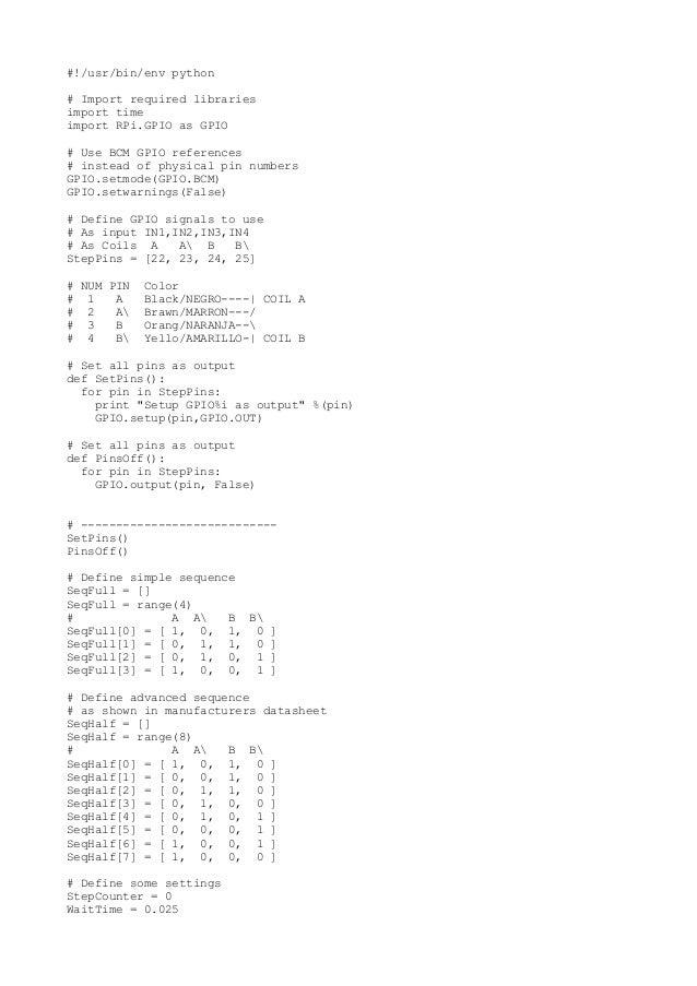 Código para Latch físico: Stepper_open.py