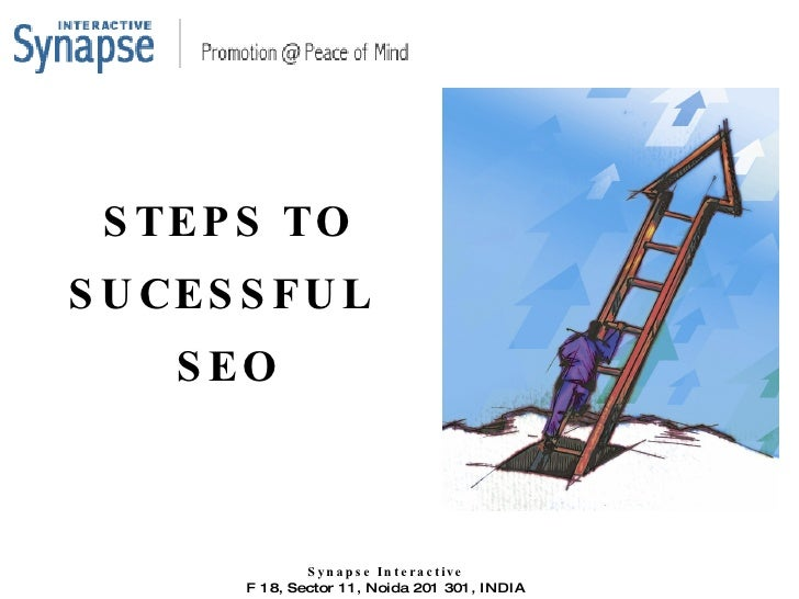 Steps To Successful Seo