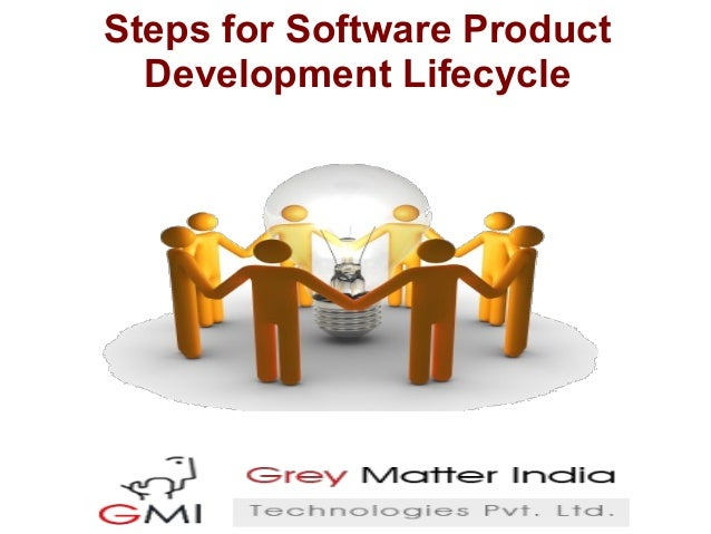 Steps for Software Product Development Lifecycle