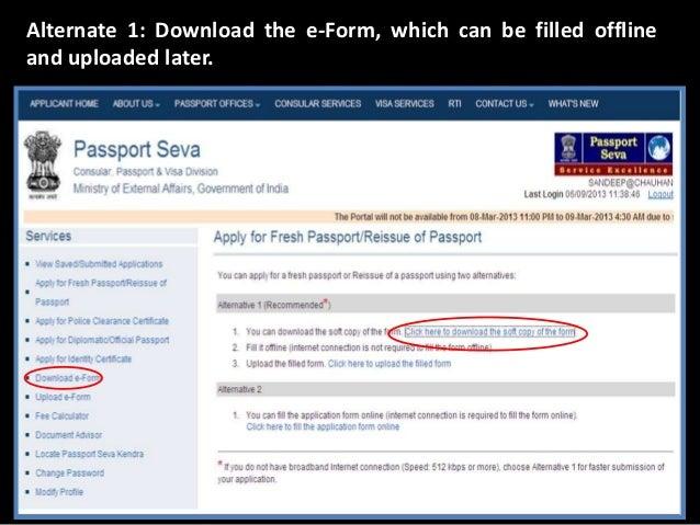 Indian Passport Help