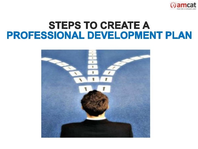 Steps to Create a Professional Development Plan