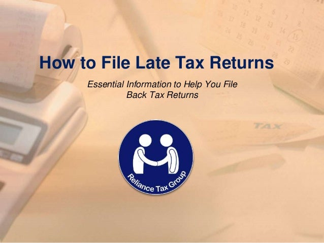 how to milk your tax return