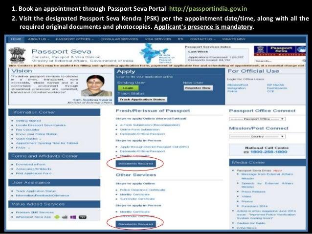 Passport Help Indian Passport