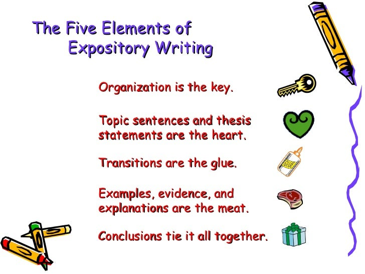 expository writing steps Writing expository essays when writing an essay, follow these eight basic steps: • • • select a topic: be sure the topic is narrow enough to make it manageable.