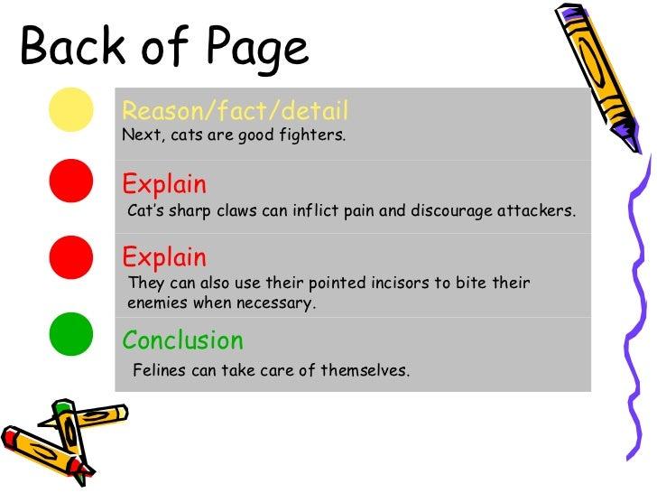 process essay 5 paragraphs