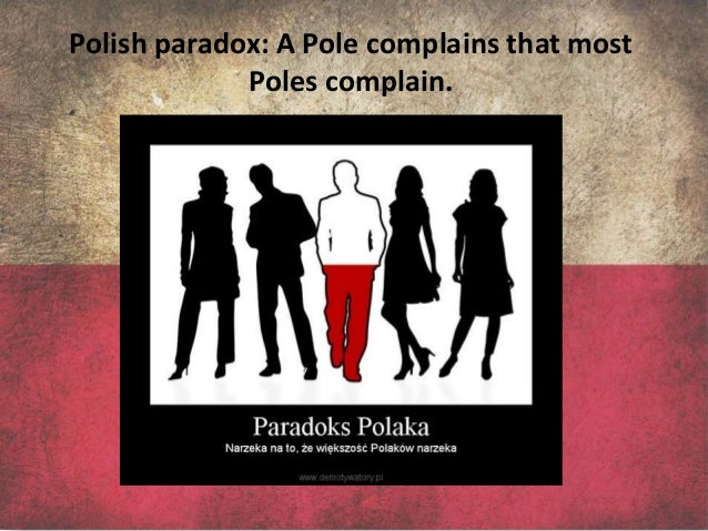 Stereotypes of Polish nation