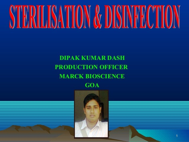DIPAK KUMAR DASH PRODUCTION OFFICER MARCK BIOSCIENCE GOA  1