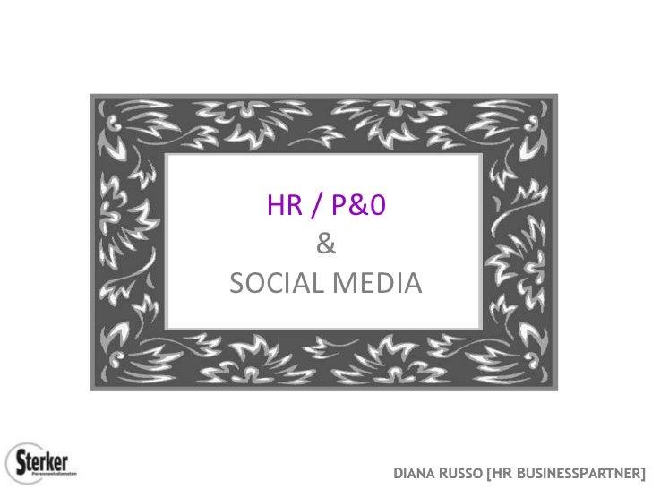 HR en Social Media - De Hurk bijeenkomst Eindhoven