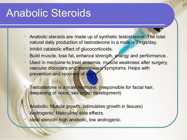 catabolic steroids side effects